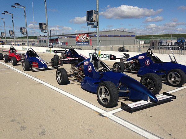 Formula Experience Cars