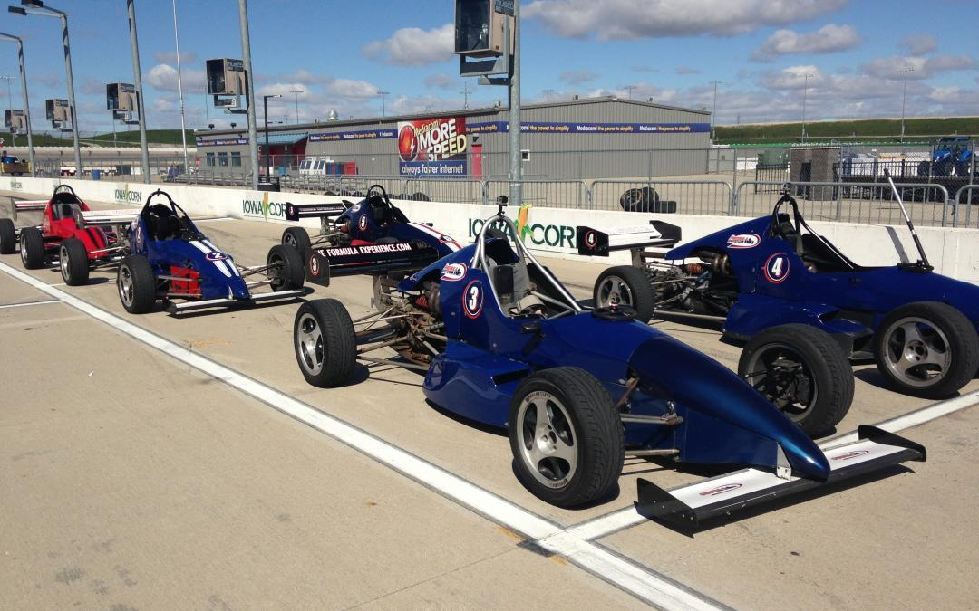 Drive a Formula Car 5 Laps for $99, 10 Laps for $149, 20 Laps $249 at Atlanta Motor Speedway on April 15th!