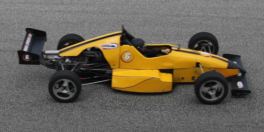 Drive a Formula Car 5 Laps for $99, 10 Laps for $149 at Pikes Peak International Raceway on Sep. 9