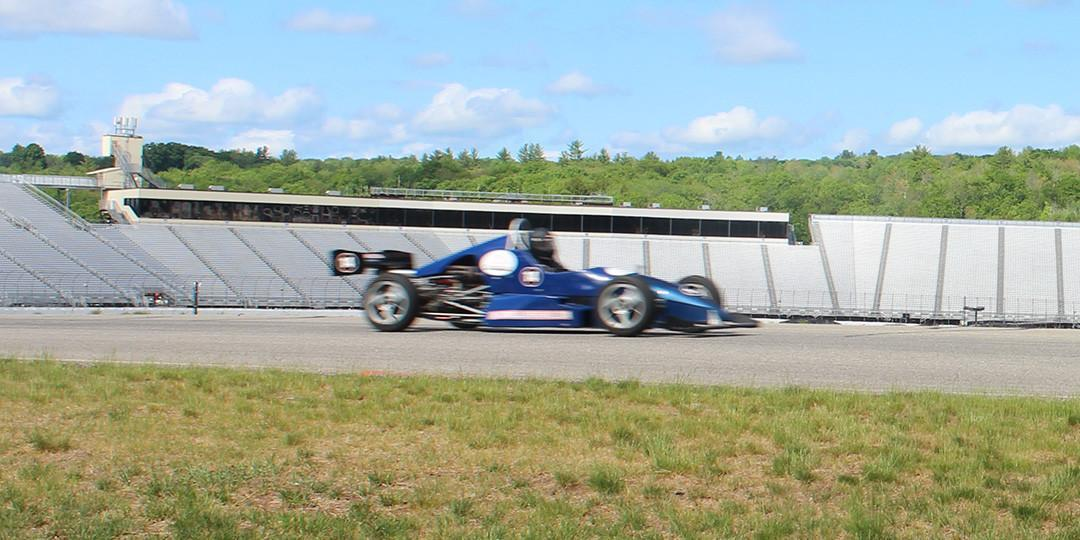 Drive a Formula Car 5 Laps for $99, 10 Laps for $149, 20 Laps $249 on the Gateway Motorsports Park Road Course on April 22nd.