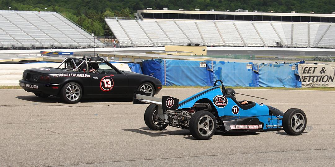 Drive a Formula Car 5 Laps for $99, 10 Laps for $149, 20 Laps $249 at Gateway Motorsports Park on July 15th!