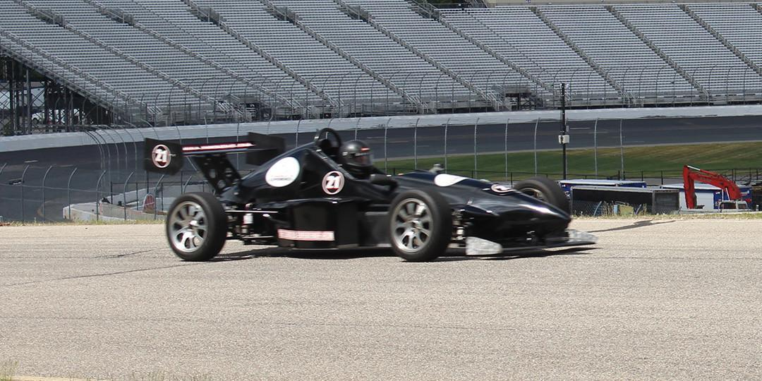 Drive a Formula Car 5 Laps for $99, 10 Laps for $149, 20 Laps $249 at Dakota County Technical College on August 23rd!