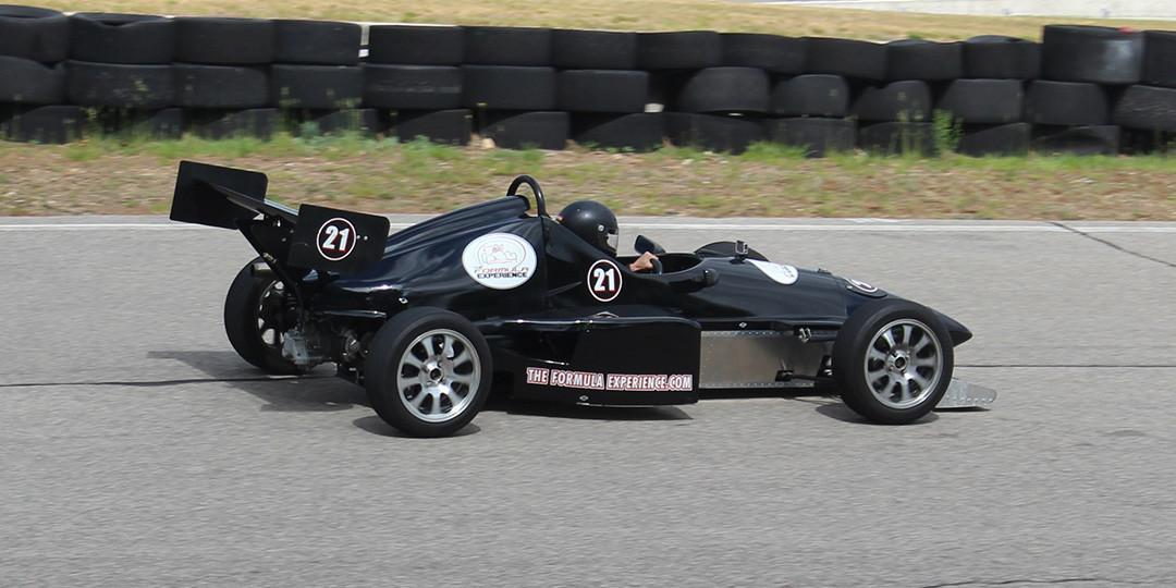 60% Off Formula Driving Experiences at Gainesville Raceway on December 7th!